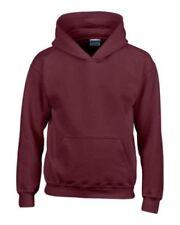Sweats et vestes à capuche marrons polaire pour garçon de 2 à 16 ans