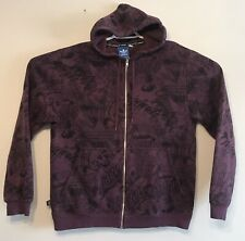 RARE Adidas Originals REBEL SOLES Zip Hoodie Track Jacket Extra Large