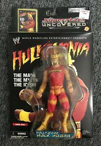 WWE Hollywood Hulk Hogan Jakks Pacific Action Figure