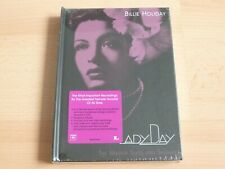 4 CD's, Boxset, Billie Holiday, Lady Day The Master Takes And Singles (2015)