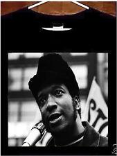 Fred Hampton T shirt; Black Panther Party Fred Hampton Tee Shirt
