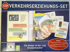 VERKEHRSERZIEHUNGS-SET VOR- UND GRUNDSCHULE Buch Quizkarten PC Lernspiel TOP