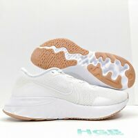 Nike Renew Run Men's Running Training Gym Sport White Gum Tan CZ9209-100