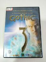 Gothic 3 Jowood - Set Für PC Dvd-Rom