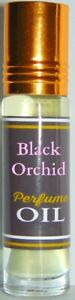 BLACK ORCHIDS ***   PERFUME OIL WOMENS FRAGRANCE ROLL ON