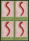 1993 Year of Indigenous Peoples $1.05 Block of 4 MUH Mint Stamps Australia