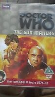Doctor Who - The Sun Makers (DVD, 2011)  Tom Baker as Dr Who  The sunmakers BBC