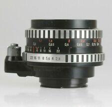 Carl Zeiss Jena DDR 2,8/50mm Tessar (Exa / Exakta Bajonett) #9306603