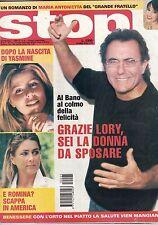 2001 06 29 - STOP - ANNO 55 - N.25 - 2001 06 29 - AL BANO CARRISI