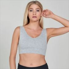 Cropped Polyester Vests for Women
