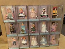 New ListingVintage Hallmark Merry Miniatures Madame Alexander Collection of 15 1991-1998