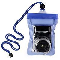 Waterproof DSLR Bag Camera Underwater Pouch For Canon Nikon Keep Pouch Bag Craft