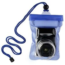 DSLR SLR Camera Underwater Housing Case Pouch Dry Bag Canon Nikon Waterproof