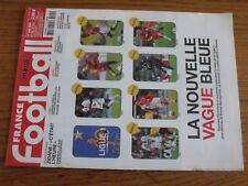 $$$ Revue France Football N°3045 France Bosnie-HerzegovineZidaneLizarazu