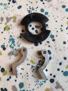Bugaboo Cameleon 1 Chassis Frame Repair Kit Locking Pins & Disc Left Side