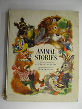Animal Stories, Georges Duplaix, Rojankovsky, 4th Printing, 1944