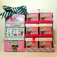 LOL Surprise Present Gift Box Series Sister Birthday Month Party Doll In Hand 🎁