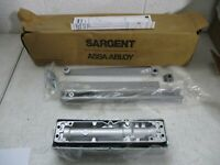 NEW SARGENT MODEL 341 DOOR CLOSER RH COVER FREE SHIPPING