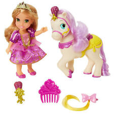 Disney Princess Petite Toddler Doll Rapunzel and Pony Brand New