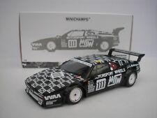 BMW M1 #111 24h LE MANS 1986 WITMEUR 1/18 MINICHAMPS 180862911 NEUF