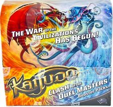 Kaijudo TCG - factory sealed Clash of the Duel Masters