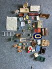 Dollhouse+Miniatures+Furniture+Sylvania+And+Other+Brands+Lot