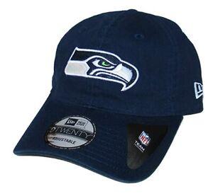 New Era Seattle Seahawks Women's Glisten Logo Adjustable One Size