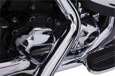 Ciro Diamond Cut Crown Bolt Cap Kit,Black for Harley-Davidson,M8 70022 2404-0840