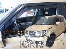 Wind Deflectors SUZUKI IGNIS mk3 5-doors 2016-onwards 2-pc HEKO Tinted
