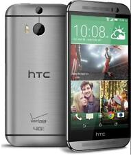 HTC One M8-32GB-Grey c(Verizon)Unlocked Smartphone Cell Phone(Page Plus)Windows