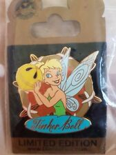 Disney WDW 2009 - Gold Card Tinkerbell LE1000 Pin