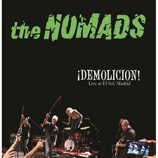 THE NOMADS DEMOLICION LIVE AT EL SOL MADRID RECORD LP VINYLE NEUF NEW VINYL