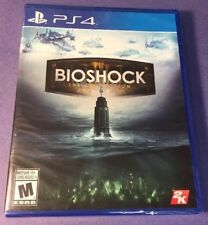 BioShock The Collection [ 3 BioShock Games  in 1 Pack ] (PS4) NEW