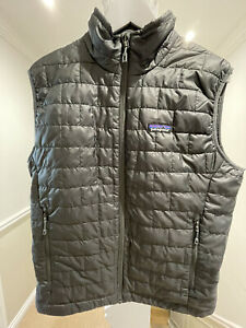 Patagonia Mens Nano Puff Vest. Brand New With Tags!