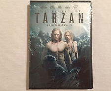 The Legend of Tarzan (DVD, 2016) BRAND NEW - FREE SHIPPING TO THE US!!!