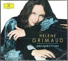 Helene GRIMAUD: PERSPECTIVES 2CD Bach Bartok Beethoven Brahms Chopin Schumann