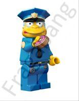 LEGO 71016 The Simpsons Chief Wiggum Minifigure (split from 71016)