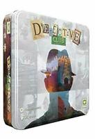 Detektiv Verein Brettspiel