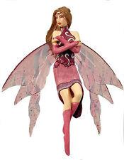 AMETHYST Gemstone Fairy Diva Faery Ornament Jessica Galbreth angel faerie