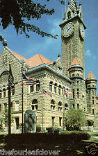 Bowling Green Ohio Wood County Court House Richardson Romanesque Architecture PC