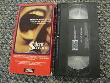 SILENT SCREAM VHS 1982 REBECCA BALDING CAMERON MITCHELL