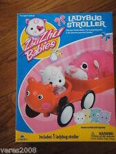 Zhu Zhu Pets Babies Lady Bug Stroller New In Box