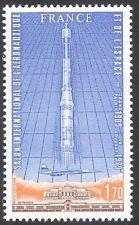 France 1979 Planes/Rocket/Concorde/Aviation/Aircraft/Transport/Space 1v (n24231)