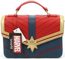 Loungefly Captain Marvel Crossbody bag **New Design**