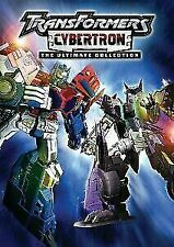 Transformers Cybertron The Ultimate Collection DVD 7-Disc Set