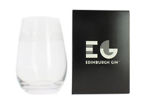 Edinburgh Gin Glasses Unusual Design Boxed Gift 1 Glass