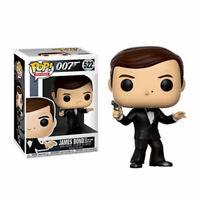 Funko POP! Movies Vinyl Figure James Bond 007 - Roger Moore The Spy Who Loved Me