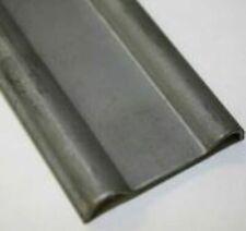 "(7) Plain Steel Bed Strips 89"" Long No Holes."