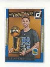 2016-17 Donruss The Champ Is Here #2 Stephen Curry Warriors