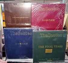 THE BEATLES Box JPCD UK VOL 1-2-3-4 LIMITED EDITION COLLECTION MADE FOR Japan